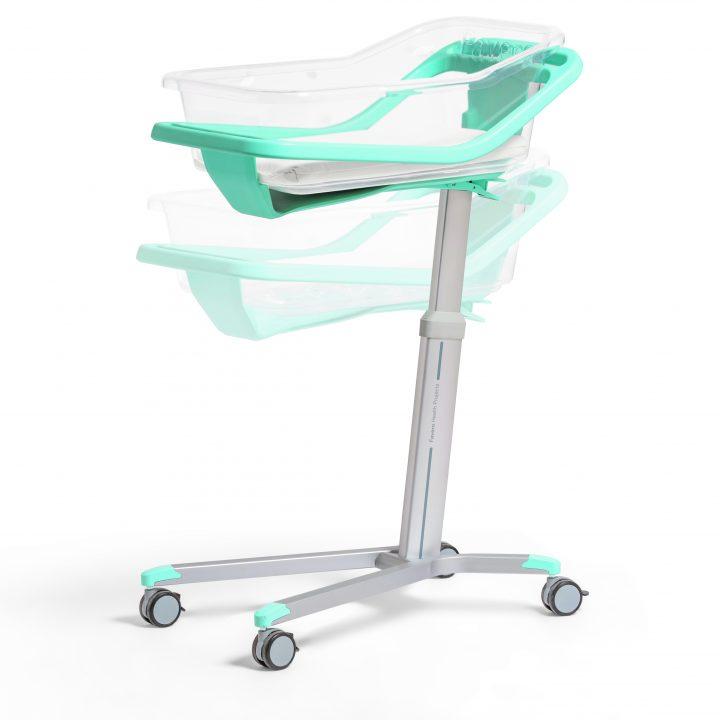 Säuglingsbett, Neugeborenenbett, Wiege