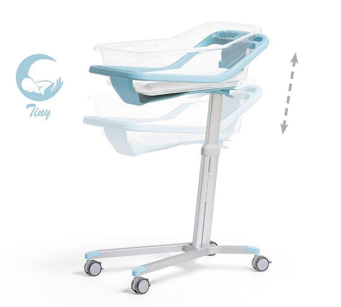 Säuglingsbett Tiny 9CU0100 Höhenverstellung